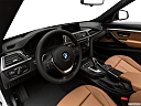 2019 BMW 3-series 340i xDrive Gran Turismo, interior hero (driver's side).