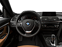 2019 BMW 3-series 340i xDrive Gran Turismo, steering wheel/center console.