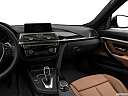 2019 BMW 3-series 340i xDrive Gran Turismo, center console/passenger side.