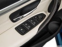 2019 BMW 4-series 430i Convertible, driver's side inside window controls.