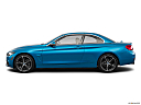 2019 BMW 4-series 430i Convertible, drivers side profile, convertible top up (convertibles only).