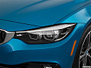 2019 BMW 4-series 430i Convertible, drivers side headlight.