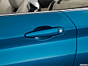 2019 BMW 4-series 430i Convertible, drivers side door handle.