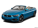 2019 BMW 4-series 430i Convertible, front angle view.
