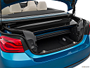 2019 BMW 4-series 430i Convertible, trunk open.