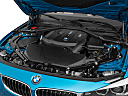 2019 BMW 4-series 430i Convertible, engine.