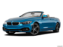 2019 BMW 4-series 430i Convertible, front angle medium view.