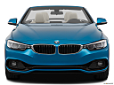 2019 BMW 4-series 430i Convertible, low/wide front.