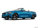 2019 BMW 4-series 430i Convertible, low/wide front 5/8.