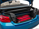 2019 BMW 4-series 430i Convertible, trunk props.