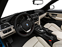 2019 BMW 4-series 430i Convertible, interior hero (driver's side).