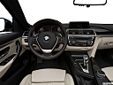 2019 BMW 4-series 430i Convertible, steering wheel/center console.