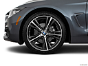 2019 BMW 4-series 430i, front drivers side wheel at profile.