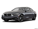 2019 BMW 4-series 430i, front angle medium view.