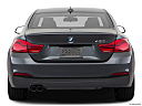 2019 BMW 4-series 430i, low/wide rear.