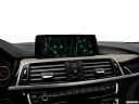 2019 BMW 4-series 430i Gran Coupe, driver position view of navigation system.