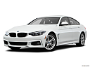 2019 BMW 4-series 430i Gran Coupe, front angle medium view.
