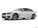 2019 BMW 4-series 430i Gran Coupe, low/wide front 5/8.