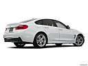 2019 BMW 4-series 430i Gran Coupe, low/wide rear 5/8.