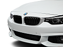 2019 BMW 4-series 430i Gran Coupe, close up of grill.