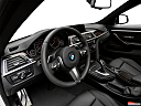 2019 BMW 4-series 430i Gran Coupe, interior hero (driver's side).
