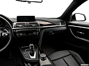 2019 BMW 4-series 430i Gran Coupe, center console/passenger side.
