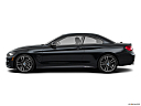 2019 BMW 4-series 440i Convertible, drivers side profile, convertible top up (convertibles only).