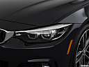 2019 BMW 4-series 440i Convertible, drivers side headlight.