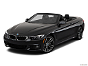 2019 BMW 4-series 440i Convertible, front angle view.