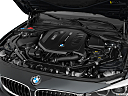 2019 BMW 4-series 440i Convertible, engine.
