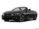 2019 BMW 4-series 440i Convertible, front angle medium view.