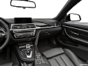 2019 BMW 4-series 440i Convertible, center console/passenger side.