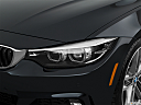 2019 BMW 4-series 440i, drivers side headlight.