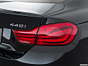2019 BMW 4-series 440i, passenger side taillight.