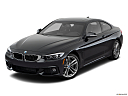 2019 BMW 4-series 440i, front angle view.