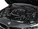 2019 BMW 4-series 440i, engine.