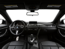 2019 BMW 4-series 440i, centered wide dash shot