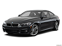2019 BMW 4-series 440i, front angle medium view.