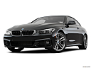 2019 BMW 4-series 440i, front angle view, low wide perspective.