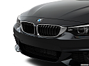 2019 BMW 4-series 440i, close up of grill.