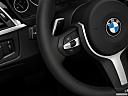 2019 BMW 4-series 440i, steering wheel controls (left side)