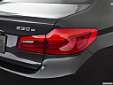 2019 BMW 5-series 530i, passenger side taillight.