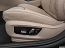 2019 BMW 5-series 530i, seat adjustment controllers.