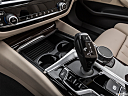 2019 BMW 5-series 530i, cup holders.