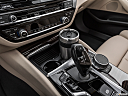 2019 BMW 5-series 530i, cup holder prop (primary).