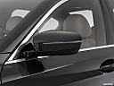 2019 BMW 5-series 530i, driver's side mirror, 3_4 rear