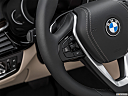 2019 BMW 5-series 530i, steering wheel controls (left side)