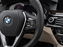 2019 BMW 5-series 530i, steering wheel controls (right side)
