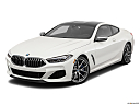 2019 BMW 8-series M850i xDrive, front angle view.