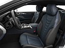 2019 BMW 8-series M850i xDrive, front seats from drivers side.